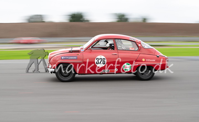 Ring Djursland Classic Race 2018 biler